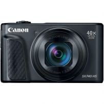 PowerShot SX740 HS Digital Camera Black [PS-SX740]