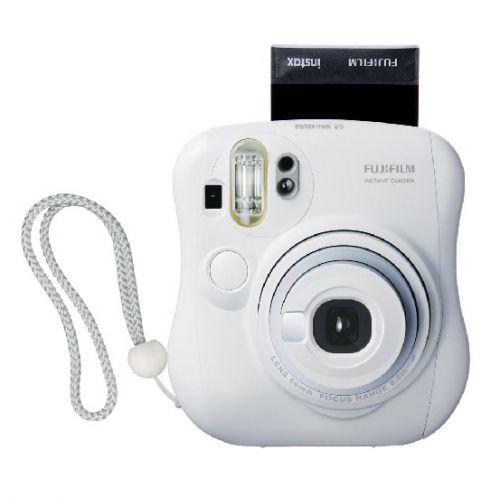 FUJIFILM Polaroid Instax Mini 25 - White