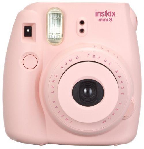 FUJIFILM Polaroid Instax Mini 8S - Pink