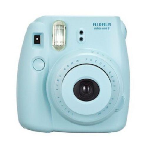 FUJIFILM Polaroid Instax Mini 8S - Blue