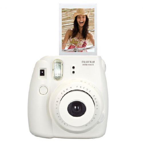 FUJIFILM Polaroid Instax Mini 8S - White