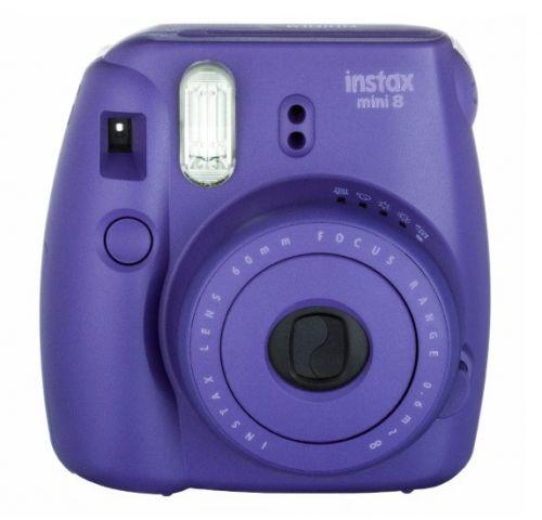 FUJIFILM Polaroid Instax Mini 8S - Grape