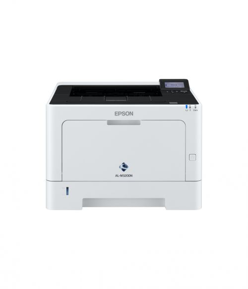 WorkForce AL-M320DN Mono Laser Printer [C11CF21401E1]
