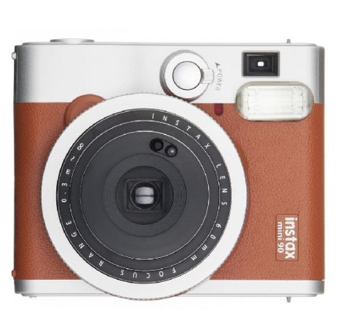 FUJIFILM Instax Mini 90 Neo - Brown