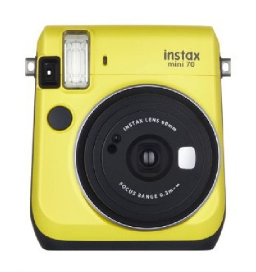 FUJIFILM Instax Mini 70 - Yellow