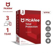 Total Protection 3Device 1Year