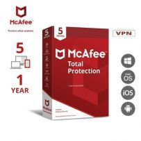Total Protection 5Device 1Year