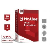 Total Protection 10Device 1Year