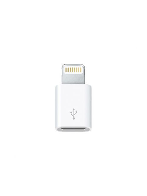 Lightning to Micro USB Adapter [MD820]