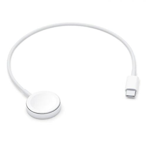 Watch Magnetic Charger to USB-C Cable 0.3M [MU9K2]
