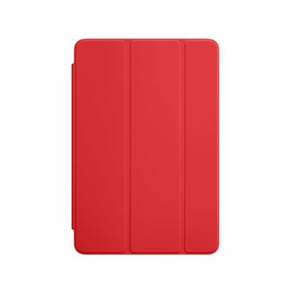 iPad mini 4 Smart Cover - (PRODUCT) RED [MKLY2FE/A]