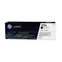 TONER 312A Black LaserJet Toner Cartridge (CF380A)