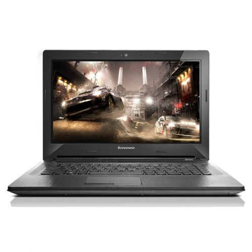 "Lenovo G40-80 Notebook-80KY005TIN-i3 4030-14""-Hitam (Garansi Lenovo)"